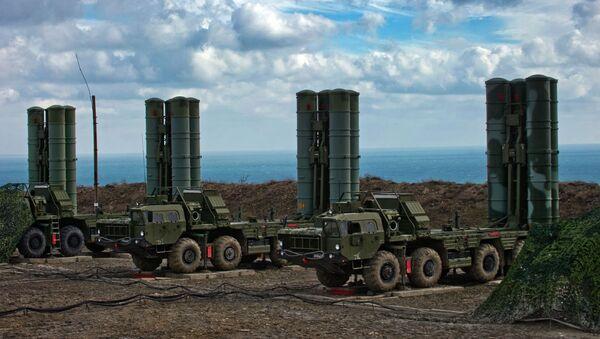 Полк С-400 заступил на боевое дежурство в Крыму - Sputnik Абхазия