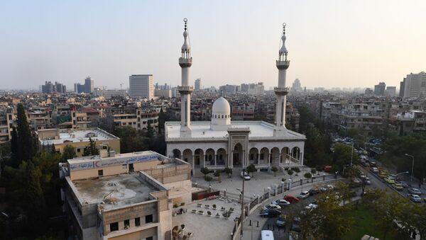 Визит делегации российских религиозных деятелей в Сирию - Sputnik Абхазия