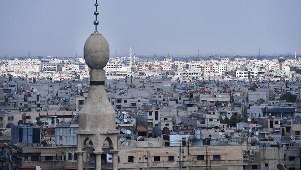 Дамаск - Sputnik Аҧсны
