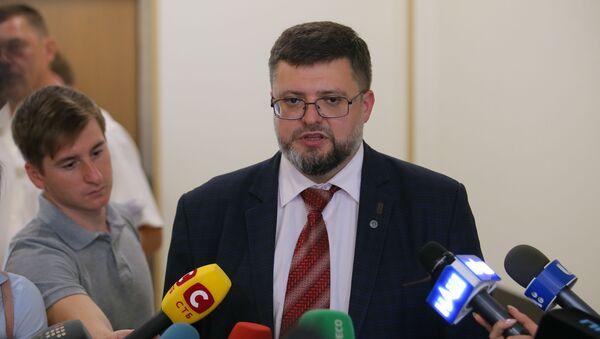Заседание суда по делу журналиста К. Вышинского перенесли - Sputnik Абхазия