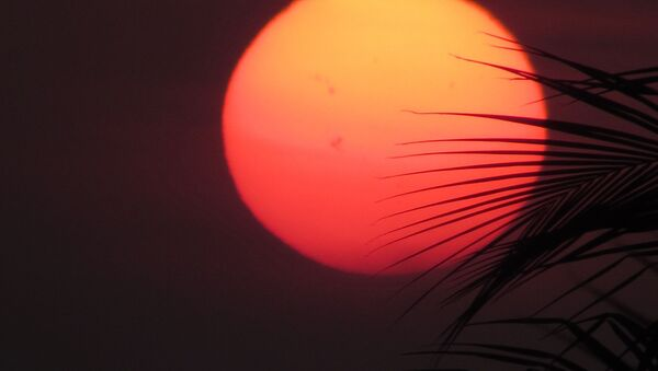 Солнце  - Sputnik Абхазия