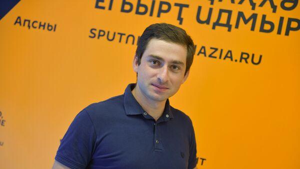 Адгур Гунба - Sputnik Аҧсны
