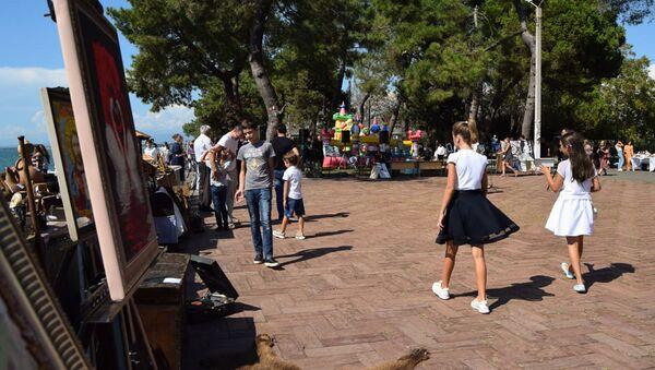 Выставка Потомки Абраскила прошла в Очамчыре  - Sputnik Абхазия