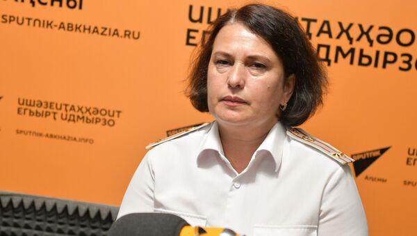 Аида Смыр - Sputnik Аҧсны