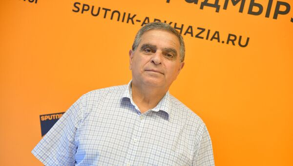 Гарри Саманба - Sputnik Аҧсны