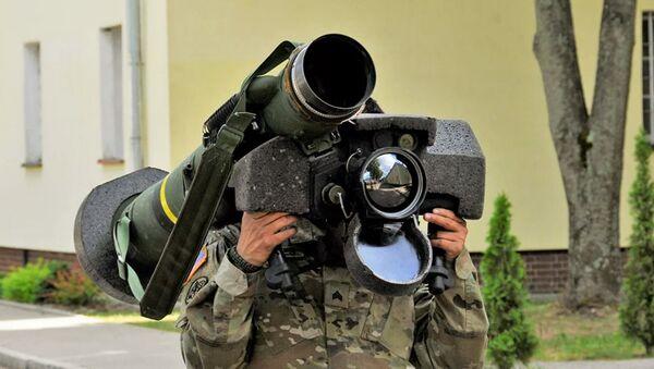 Противотанковый комплекс Javelin - Sputnik Абхазия