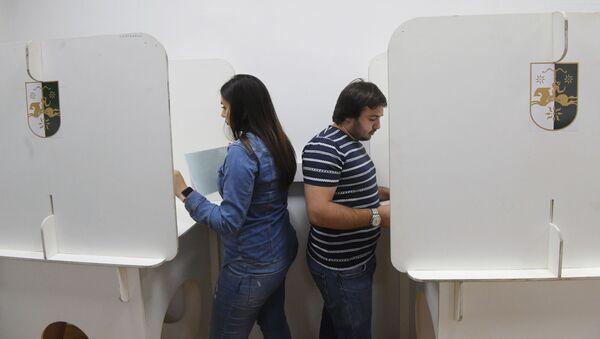 Выборы президента Абхазии в Москве - Sputnik Аҧсны