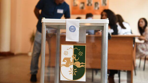 Выборы в Абхазии - Sputnik Абхазия