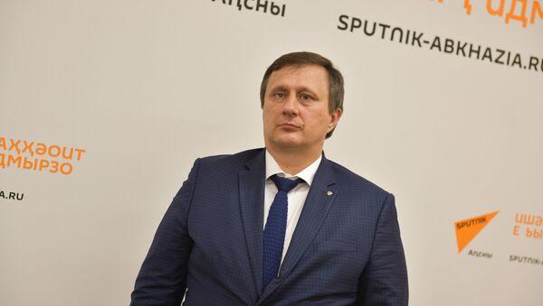 Сергей Чеснаков - Sputnik Абхазия