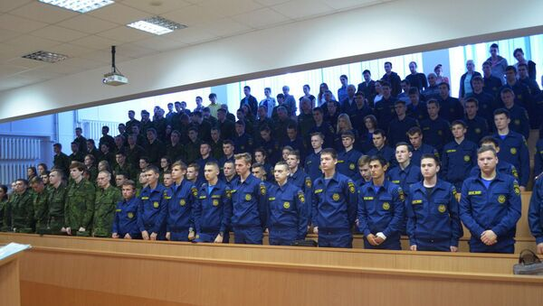 Институт гражданской защиты - Sputnik Абхазия