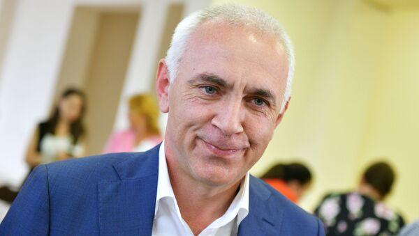 Второй тур президентских выборов в Абхазии - Sputnik Абхазия