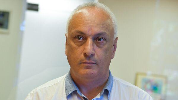 Адамур Чедия - Sputnik Абхазия