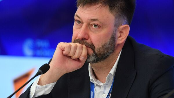 Пресс-конференция К. Вышинского - Sputnik Абхазия