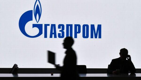 Стенд компании Газпром  - Sputnik Абхазия