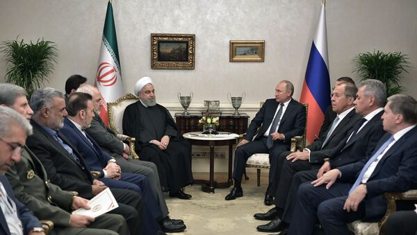 Рабочий визит президента РФ В. Путина в Турцию - Sputnik Аҧсны