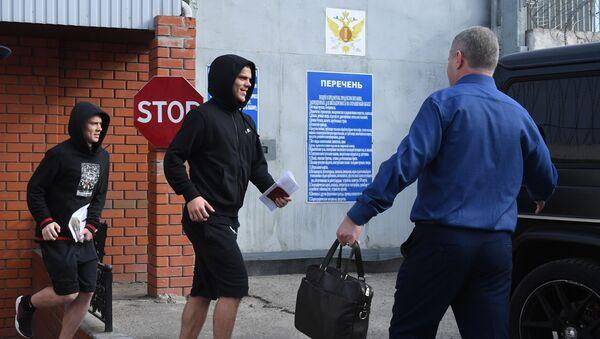 Футболистов П. Мамаева и А. Кокорина освободили из колонии по УДО - Sputnik Абхазия