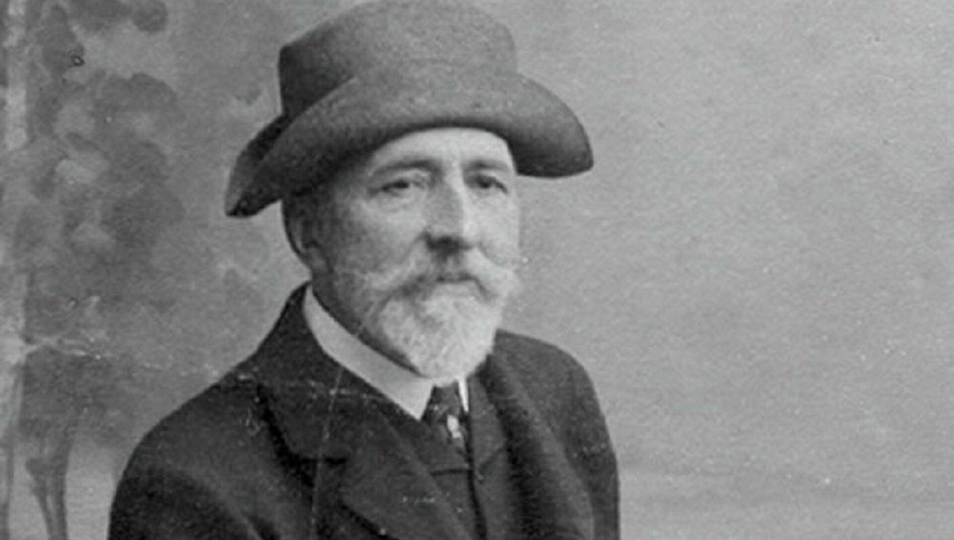 Георгий Михаилович Шервашидзе-Чачба. - Sputnik Абхазия, 1920, 17.09.2021