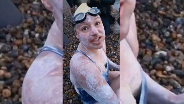 Новый мировой рекорд: 54 часа в водах Ла-Манша - Sputnik Абхазия