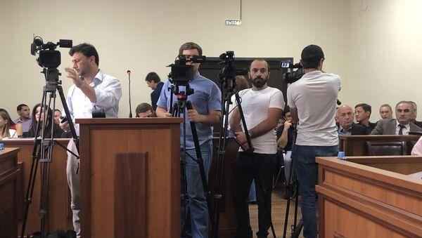 Заседания Верховного суда, 19 сентября 2019 - Sputnik Абхазия