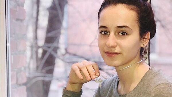 Эрика Кварчия - Sputnik Абхазия