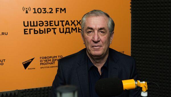 Аслан Кобахия - Sputnik Абхазия