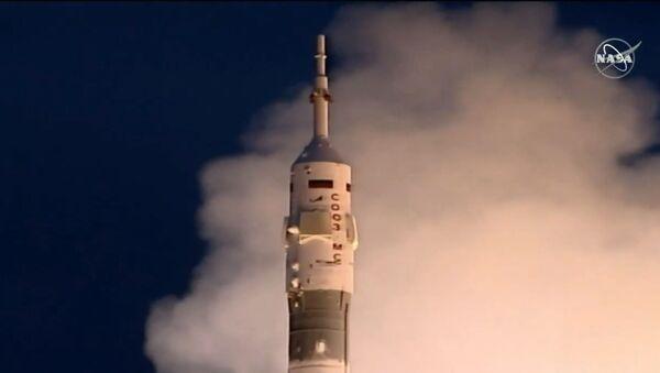 Ракета-носитель с кораблем МС-15 успешно стартовала с Байконура - Sputnik Абхазия
