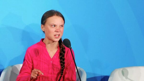 Грета Тунберг - Sputnik Абхазия