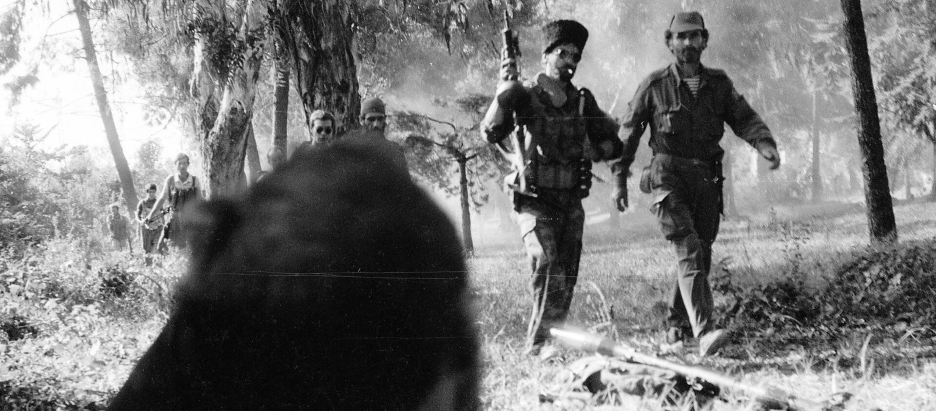 Освобождение города Сухум - Sputnik Абхазия, 1920, 27.09.2020