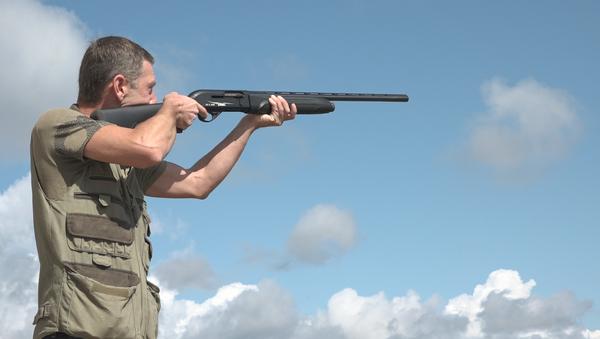 Соревнования по стрельбе - Sputnik Абхазия