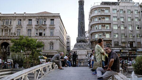 Города мира. Дамаск - Sputnik Абхазия