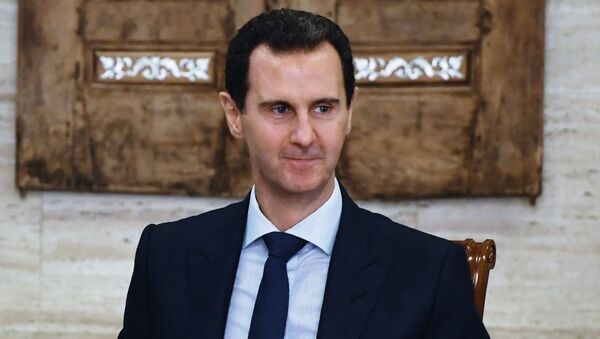 Визит вице-премьера РФ Ю. Борисова в Сирию. День первый - Sputnik Абхазия