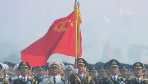 Новейшее вооружение и около 15 тыс. военнослужащих: в Китае прошёл парад в честь 70-летия республики - Sputnik Абхазия