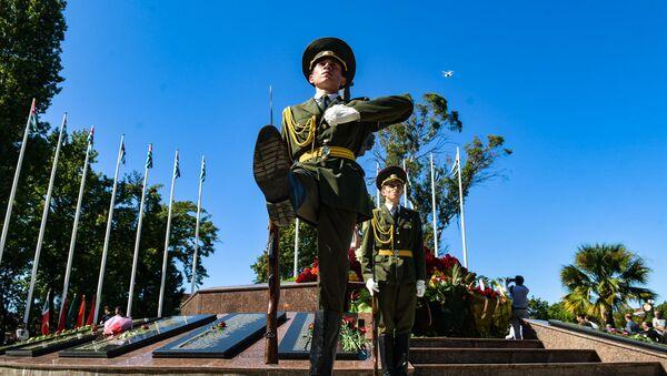 Празднование дня Победы в Сухуме - Sputnik Абхазия