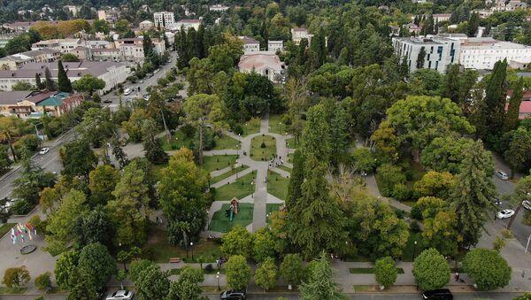 Парк на против часов  - Sputnik Абхазия