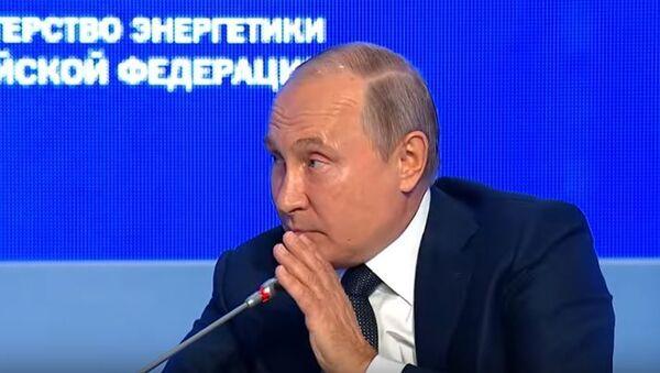 Путин пошутил о планах России по «вмешательству» в американские выборы 2020 года - Sputnik Абхазия