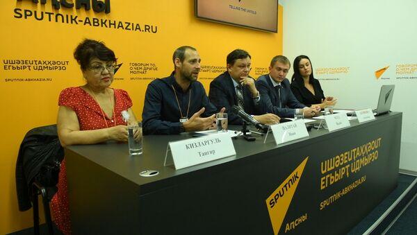 Добрососедские отношения: о молодежном проекте Абхазии и России рассказали в Sputnik   - Sputnik Абхазия