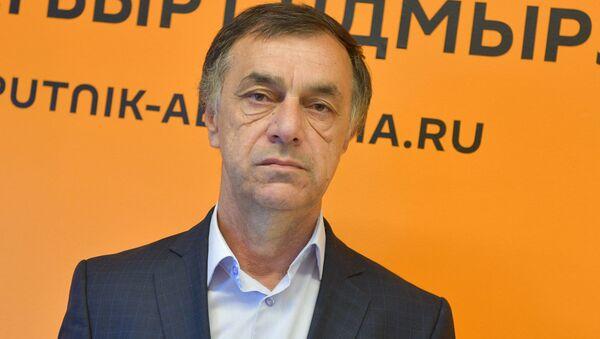 Тамаз Абгаджава - Sputnik Абхазия