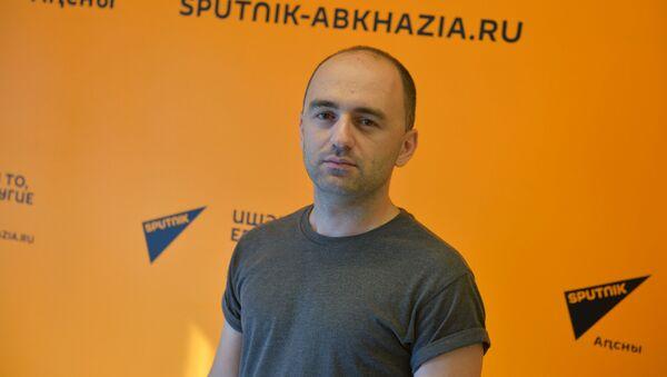 Беслан Багаҭелиа  - Sputnik Аҧсны