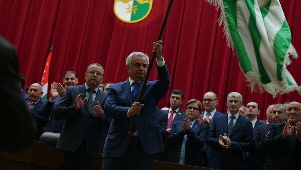 Инаугурация президента Абхазии - Sputnik Аҧсны