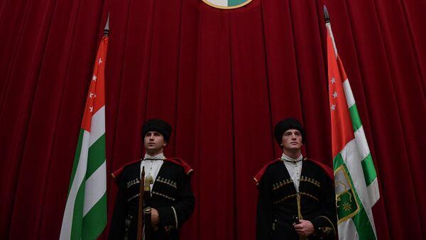 Инаугурация президента Абхазии - Sputnik Абхазия