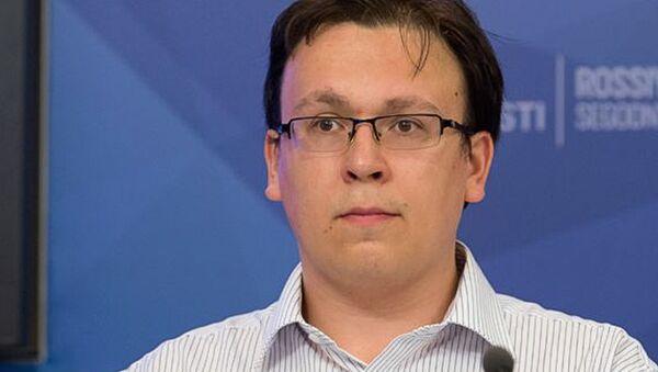 Специалист по Ближнему Востоку Григорий Лукьянов - Sputnik Абхазия