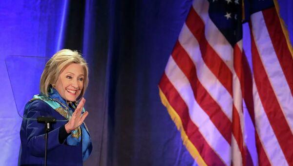 Хиллари Клинтон  - Sputnik Абхазия