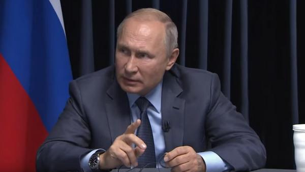 Путин рассказал, над какими ударными комплексами будет работать Россия - Sputnik Абхазия
