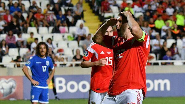 Футбол. Отборочный матч Евро-2020. Кипр - Россия - Sputnik Абхазия