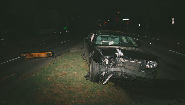 Автомобильная авария  - Sputnik Абхазия