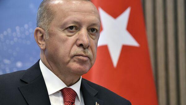 Президент Турции Р. Т. Эрдоган  - Sputnik Абхазия