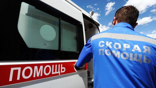 Работа скорой помощи  - Sputnik Абхазия
