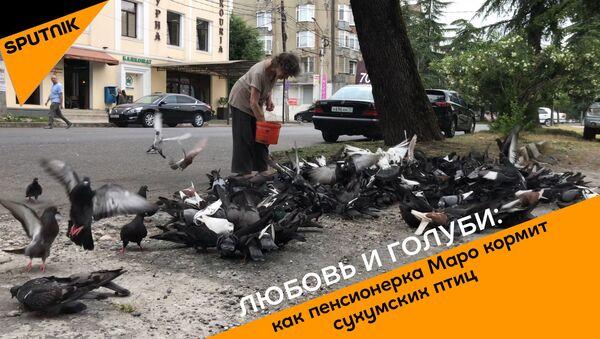 Любовь и голуби - Sputnik Абхазия