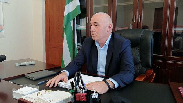 Адгур Харазия  - Sputnik Абхазия