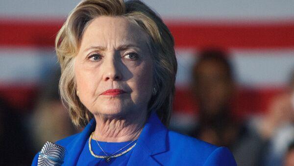 Хиллари Клинтон, архивное фото - Sputnik Абхазия